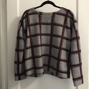 Madewell sweater -size medium